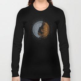 Tribal Dreams by Viviana Gonzalez & Pom Graphic Design Long Sleeve T-shirt