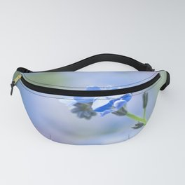 Forget-me-not in LOVE - Springflower Flowers Floral Fanny Pack