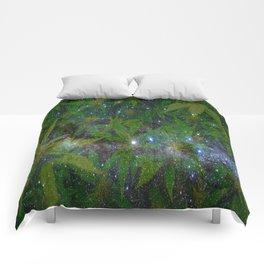 MARIJUANA Comforters