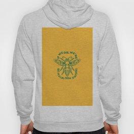 Yellow Bee Hoody