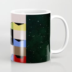 To Boldy Go - square - Star Trek The Original Series TOS - startrek Trektangle Kirk Spock Bones  Mug