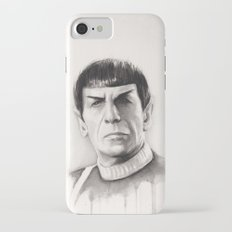 Spock iPhone 7 Slim Case