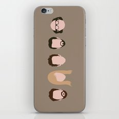 The Gang (It's Always Sunny) iPhone & iPod Skin