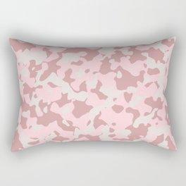 Camouflage Wedding Rectangular Pillow