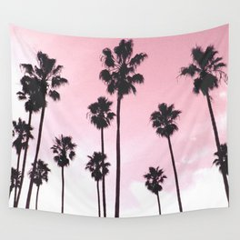 Palms & Sunset Wall Tapestry