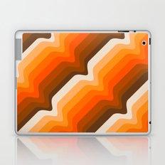 Golden Wave Laptop & iPad Skin
