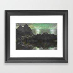 Caribbean 2 V1 Framed Art Print