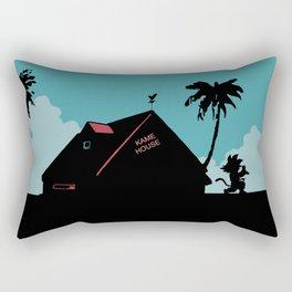 Kame House Rectangular Pillow