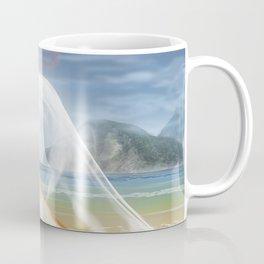 Mensaje en una botella Coffee Mug