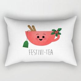 Festivi-tea Rectangular Pillow