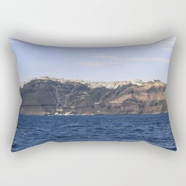 Santorini, Greece 17 Rectangular Pillow