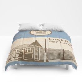 Looking for Love / a Zak & Dean Adventure Comforters