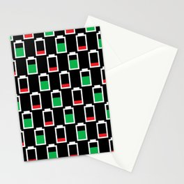 Power Up Positive Stationery Cards