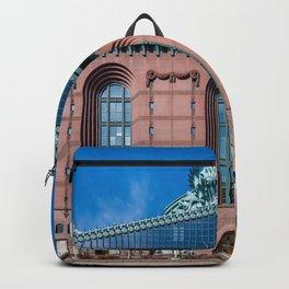 Harold Washington Library Center Backpack