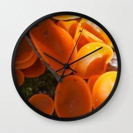 Sunny Buttercups Wall Clock
