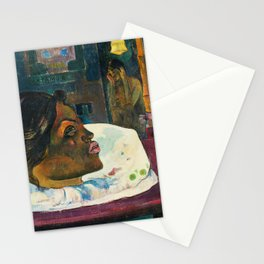 Paul Gauguin - The Royal End (Arii Matamoe) Stationery Cards