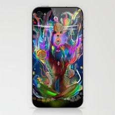 Ethereal Cosmosis iPhone & iPod Skin