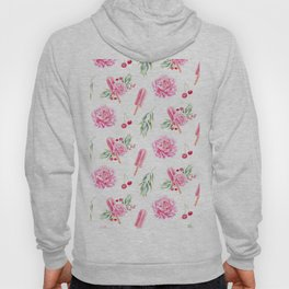 Tropical Chill Rose Hoody