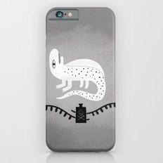 never trust a salamander.  iPhone 6s Slim Case