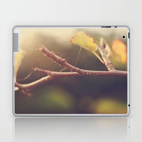Apple Tree in the Fall Laptop & iPad Skin