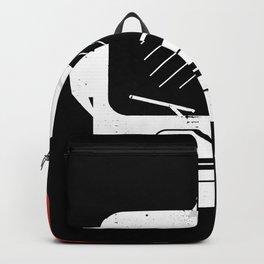 Classic Motorhome Hat Christmas Gift Backpack