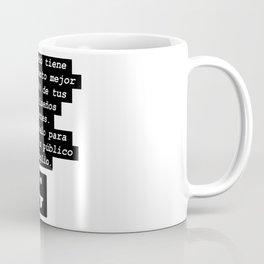 Ese mensaje que siempre aparece Coffee Mug