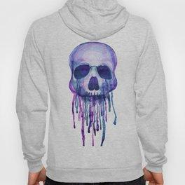 Dripping Skull Hoody