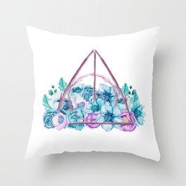 The Magic of Spring Throw Pillow