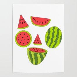 Melon Melodies Poster