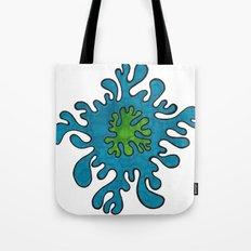 Negative Space 3 Tote Bag