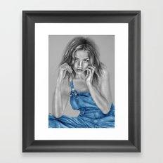 + LOST + Framed Art Print