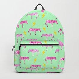 Lightning Zebras Backpack