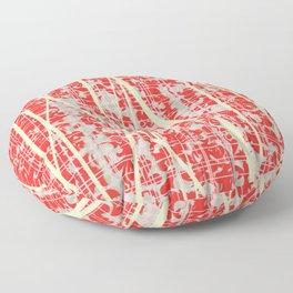 Victorian Shreds Floor Pillow