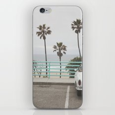 Cruisin Manhattan Beach iPhone & iPod Skin