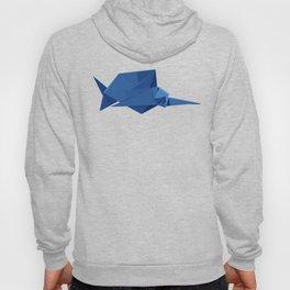 Origami Sailfish Hoody