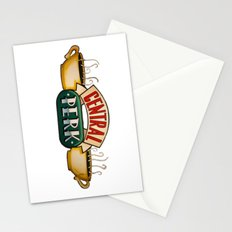 Friends: Central Perk Coffee Stationery Cards