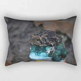 Toad Rectangular Pillow