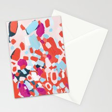 Nail Polish on the Carpet Stationery Cards