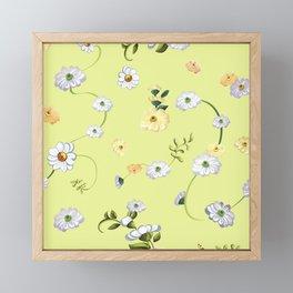 Spring Flowers, Nature 47 Framed Mini Art Print