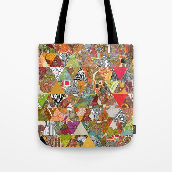 Like a Quilt Tote Bag