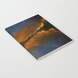 Stellar Spire in the Eagle Nebula Notebook