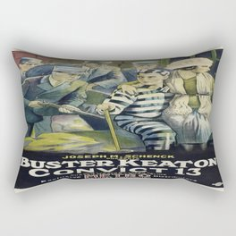 Vintage poster - Convict 13 Rectangular Pillow