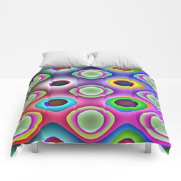 Crazy Candy's Abstract 5 Comforters