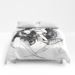 The Mourning Star Comforters