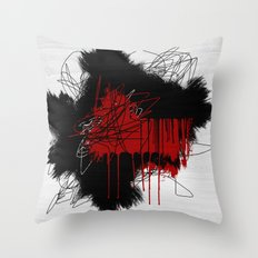 Random #3 Throw Pillow