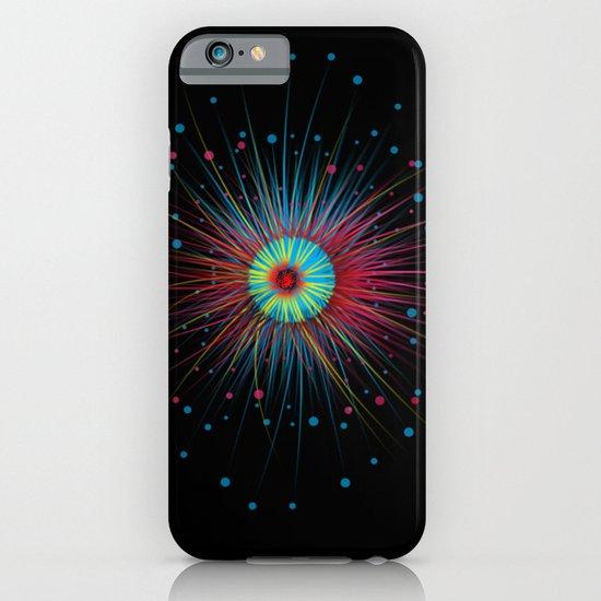 Neon Explosion iPhone & iPod Case