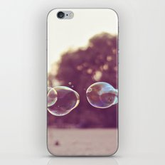 Life is a bubble... iPhone & iPod Skin