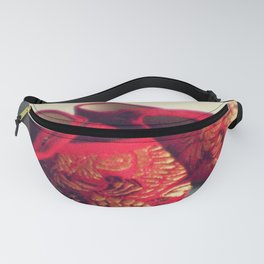 Red shoes Fanny Pack