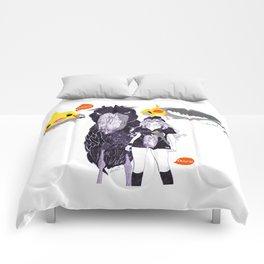 BIRD ZOO Comforters