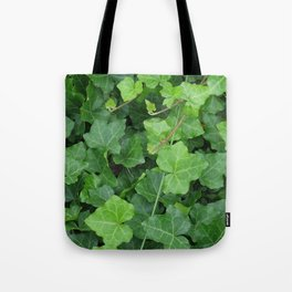Creeping Ground Cover Tote Bag